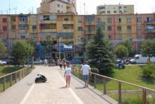 Ville en Albanie