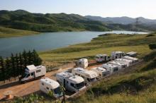 Camping Tirana - Albanie