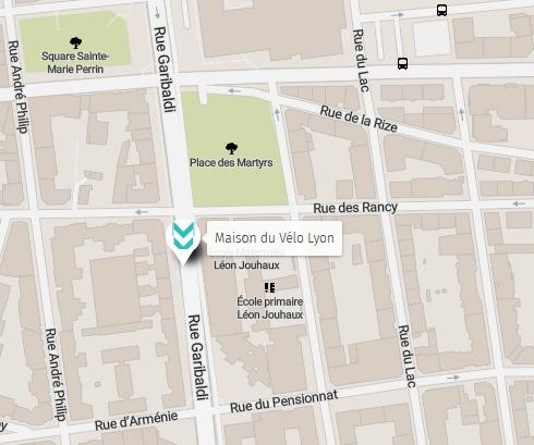 Maison_Velo_Lyon_Plan_local