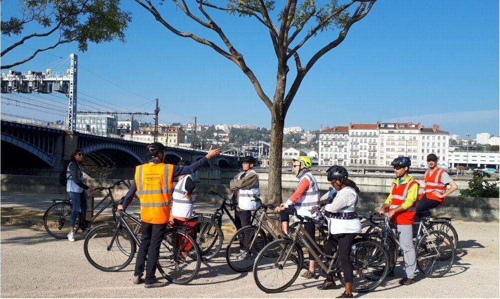 Vélo-école sociale